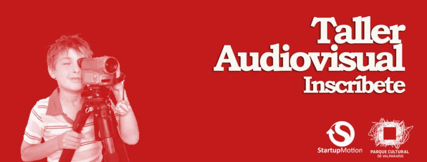 Convocatoria abierta para el taller audiovisual